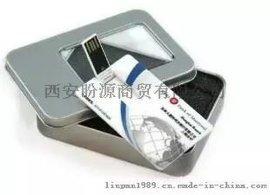 供应西安优盘  卡通优盘 卡片U盘 双面彩印u盘