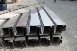 不鏽鋼天溝型號制作價格西安江興