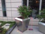 延安不锈钢锥形花盆/延安不锈钢制作/批量生产