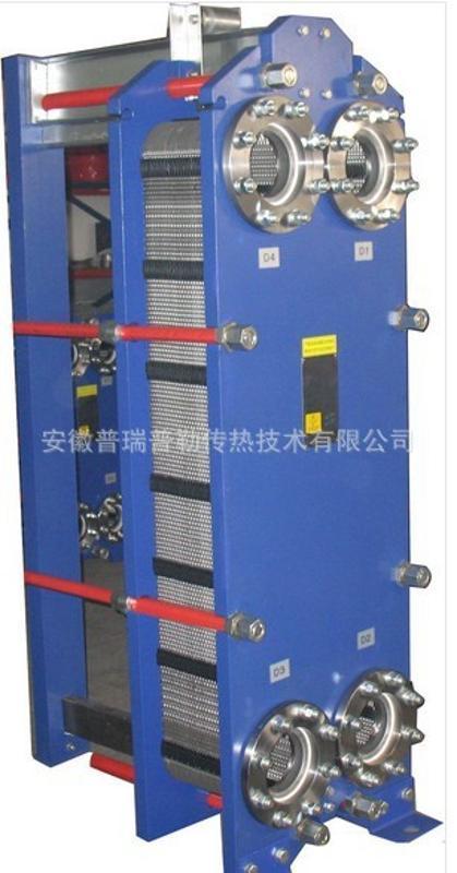 供應造紙工業 廢水熱回收 可拆板式換熱器