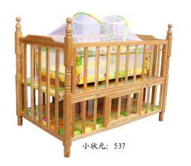 豪华多功能实木儿童床 (537型)