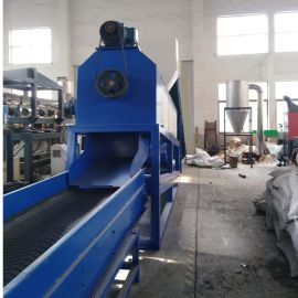 PE管材回收设备  塑料管材回收设备厂家直销