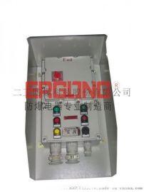 防爆配电箱(带防雨罩)