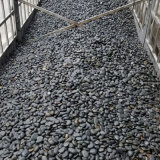 鵝卵石黑色價格_2-3公分黑色卵石多少錢一方?