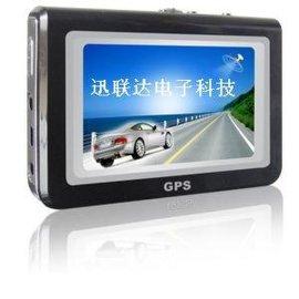 手持车载GPS卫星导航仪(GS-A630)