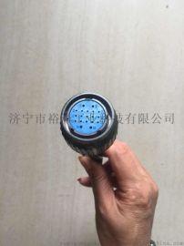 重庆煤科院KJ90-F8 KJ90-F16(A) KJ251定位分站通用 19芯插头线