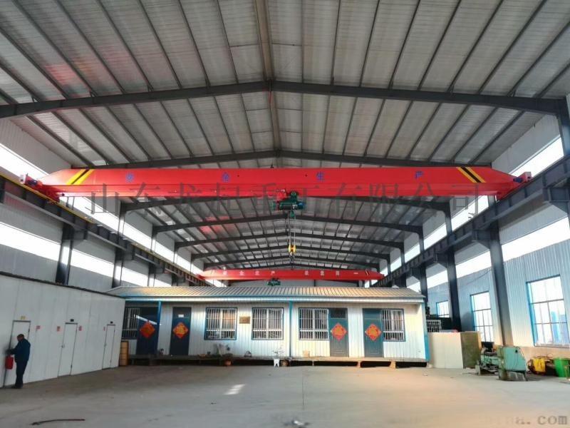 水泥廠房專用電動單樑起重機