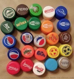 销往各国全自动塑料瓶盖机 饮料瓶盖机 压盖成型机