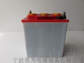 吉林辽宁3DG210AH观光车蓄电池巡逻车看房车6V电瓶