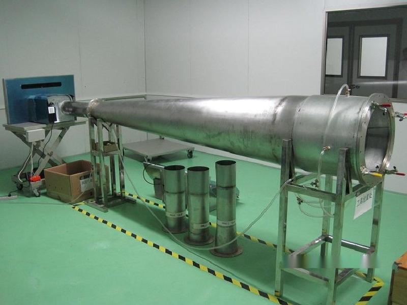 吸油烟机空气性能测试装置