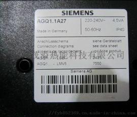 西门子检测器火焰放大器AGQ3.1A27火焰转换器