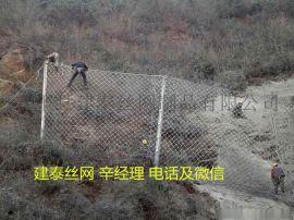 公路被动边坡防护网