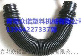 PE PP伸缩塑料波纹管设备