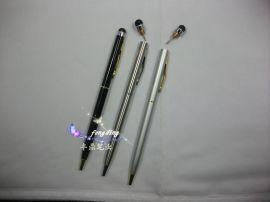 金属电容笔,手机触摸笔,圆珠笔