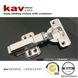 不锈钢304缓冲铰链(K304H/S304H)