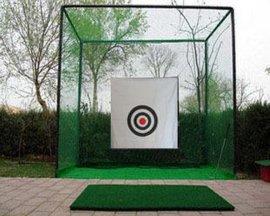 高尔夫练习网打击笼挥杆练习器