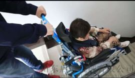 北京启运履带爬楼机家用户外残疾人  爬楼车