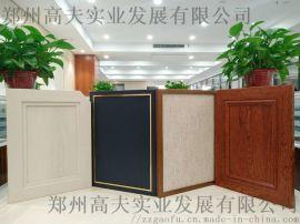 贵州实木包覆门厂家直销耐腐蚀定制家具