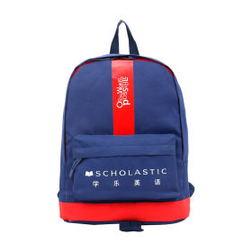 2020展会礼品学生书包背包定制定做 书包厂家上海方振箱包定制