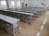 廣東課桌椅哪家好KZY001/龍華教育局課桌椅