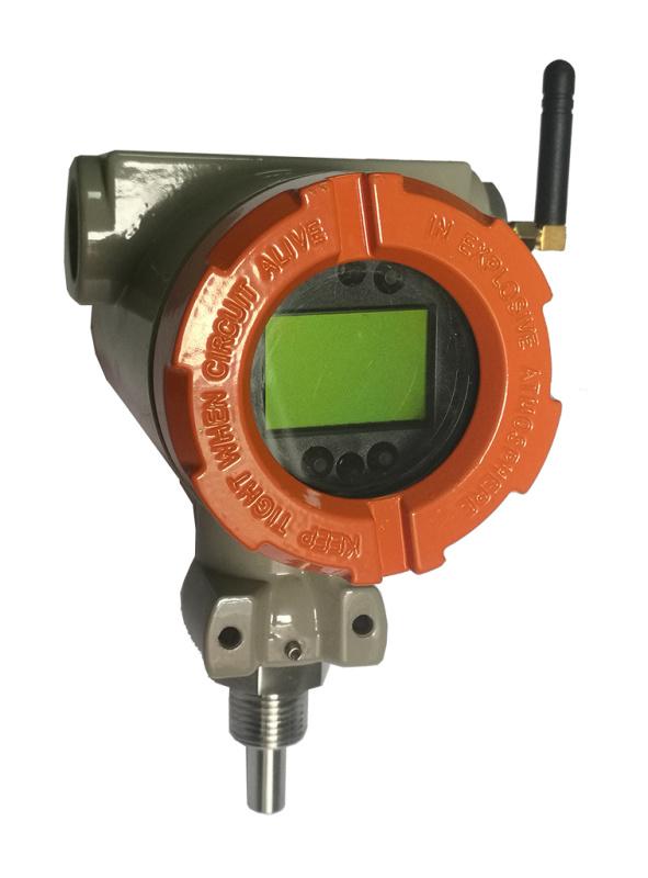GPRS无线溫度傳感器