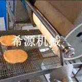 XY-300型肉餅上漿裹糠機 肉排上漿裹糠成套設備