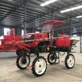 大型四轮打药机 高架可农补植保机