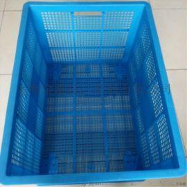 塑料周转筐、塑料755胶筐、塑料物流筐