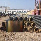 白山 鑫龙日升 直埋式聚氨酯发泡保温管dn600/630小区集中采暖管道