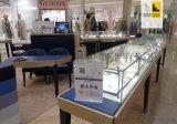 廣州融潤展櫃定做不鏽鋼高檔四會珠寶小鎮首飾展示櫃