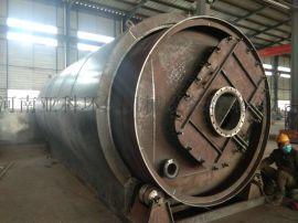亚科环保型废轮胎炼油设备过环评