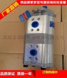 龙工LG825叉车齿轮泵CJLB-40-X-LG装载机铲车液压油泵压力16齿轮泵