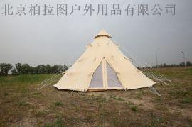 印第安防风防雨抗倒家庭户外营地帐篷OEM