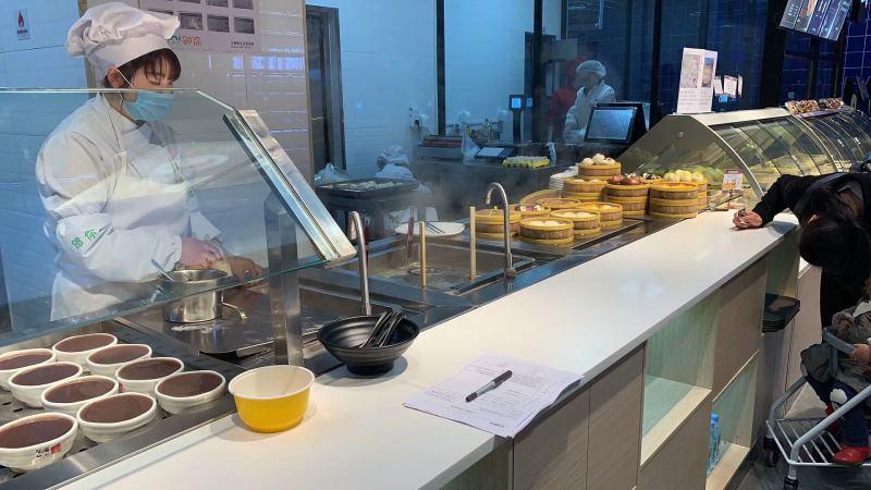 上海快餐设备清单|小吃店设备价格|小吃街厨房设备|肉蟹煲店厨房设备