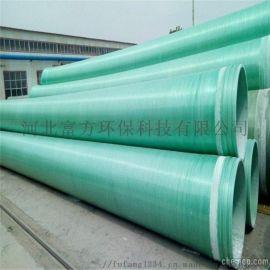 玻璃钢电缆管-玻璃钢电缆穿线管-玻璃钢夹砂管