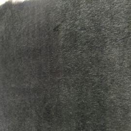 深咖染尖,化纤面料,针织,毛绒布面料,假毛