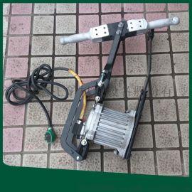 手持式电动捣固机 铁路碎渣振捣机