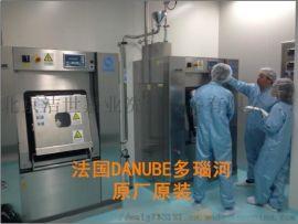 芯片半导体厂十级百级无尘服专用清洗烘干设备