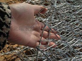 瑞宏大型加固加筋石笼网生产厂家