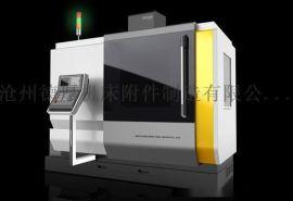 龙门铣钣金外壳 外防护冷板喷涂 3D外观设计