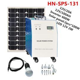 太阳能发电系统  小型太阳能发电系统汉恩SPS系列