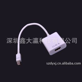 鑫大瀛 mini displayport to HDMI转接线 mini dp转HDMI转接线Min