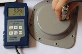 东如DR380铁铝基体涂层测厚仪 高精度电杆油漆测厚仪价格