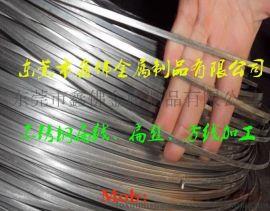 304不锈钢扁线
