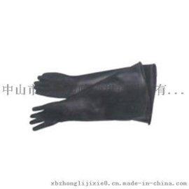 供应深圳喷砂手套厂家  耐磨喷砂手套