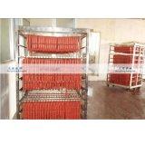 供應哈爾濱紅腸煙薰爐  加工紅腸全套設備  肉製品煙薰爐  廠家熱 中