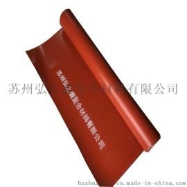 上海五金城硅钛合金橡胶板 排烟防火法兰密封垫 高温垫片厂家
