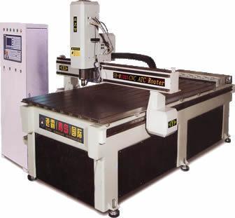 豪华型新木工雕刻机(CNC1325S ATC)