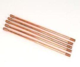 中电ZD-TB铜包钢接地棒,镀铜钢接地棒
