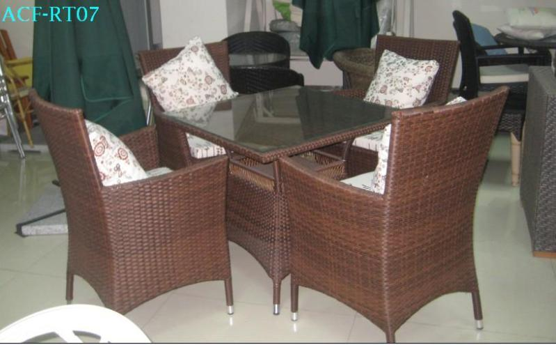 藤桌椅(ACF-RT07)